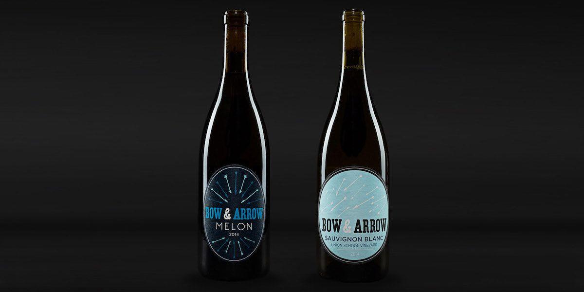 Bow & Arrow Wine — The Dieline - Branding & Packaging