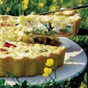 Broad bean lancashire cheese tart from bbc good food high fiber broad bean lancashire cheese tart from bbc good food high fiber green beans make forumfinder Gallery