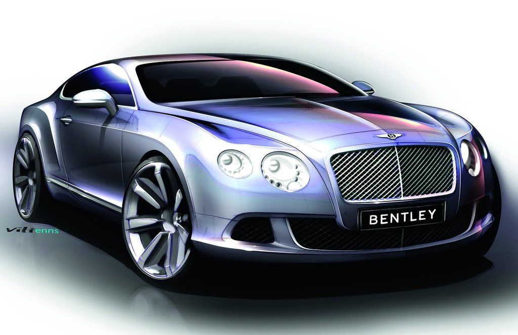 British Carmaker Bentley Motors Limited Has Launched Its Luxury Sports Car Continental Gt In India At A Price Tag Of Crore