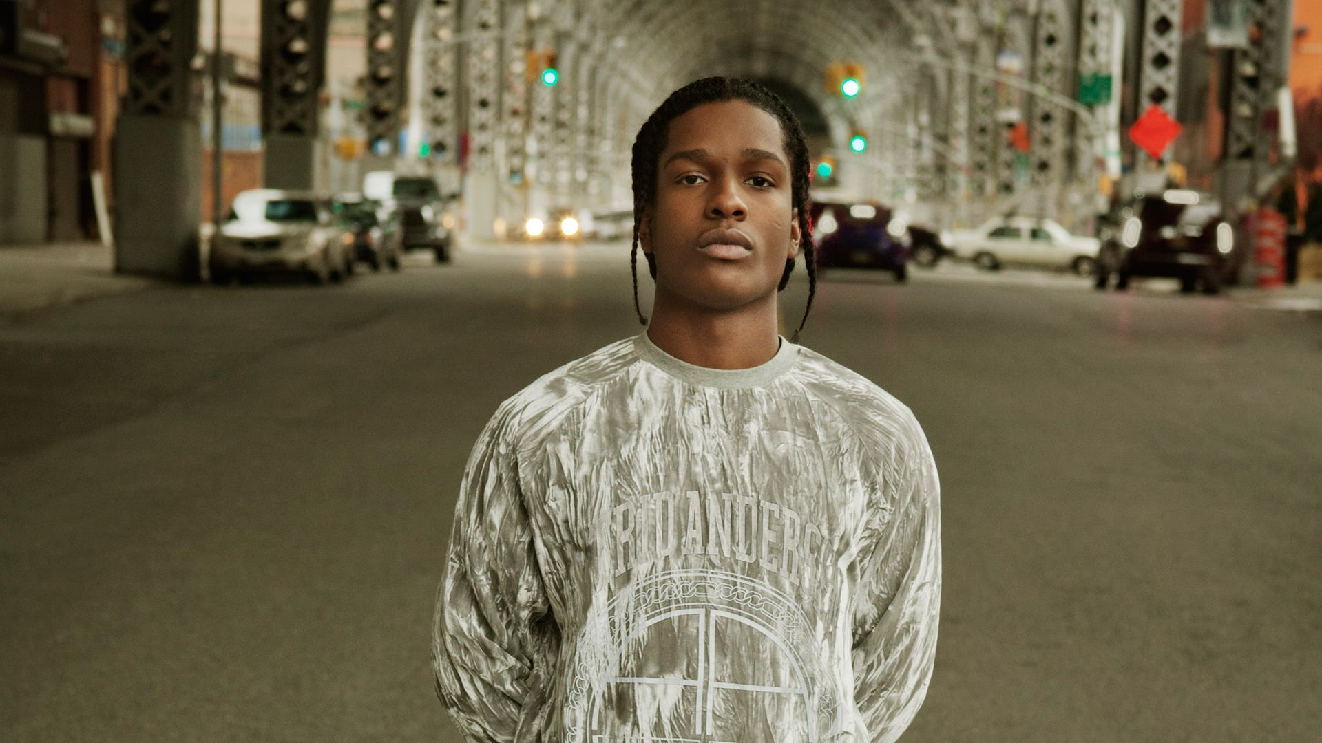 Asap Rocky Full HD Background http//wallpapersand