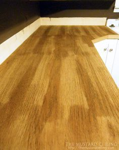old wood countertops - Google Search