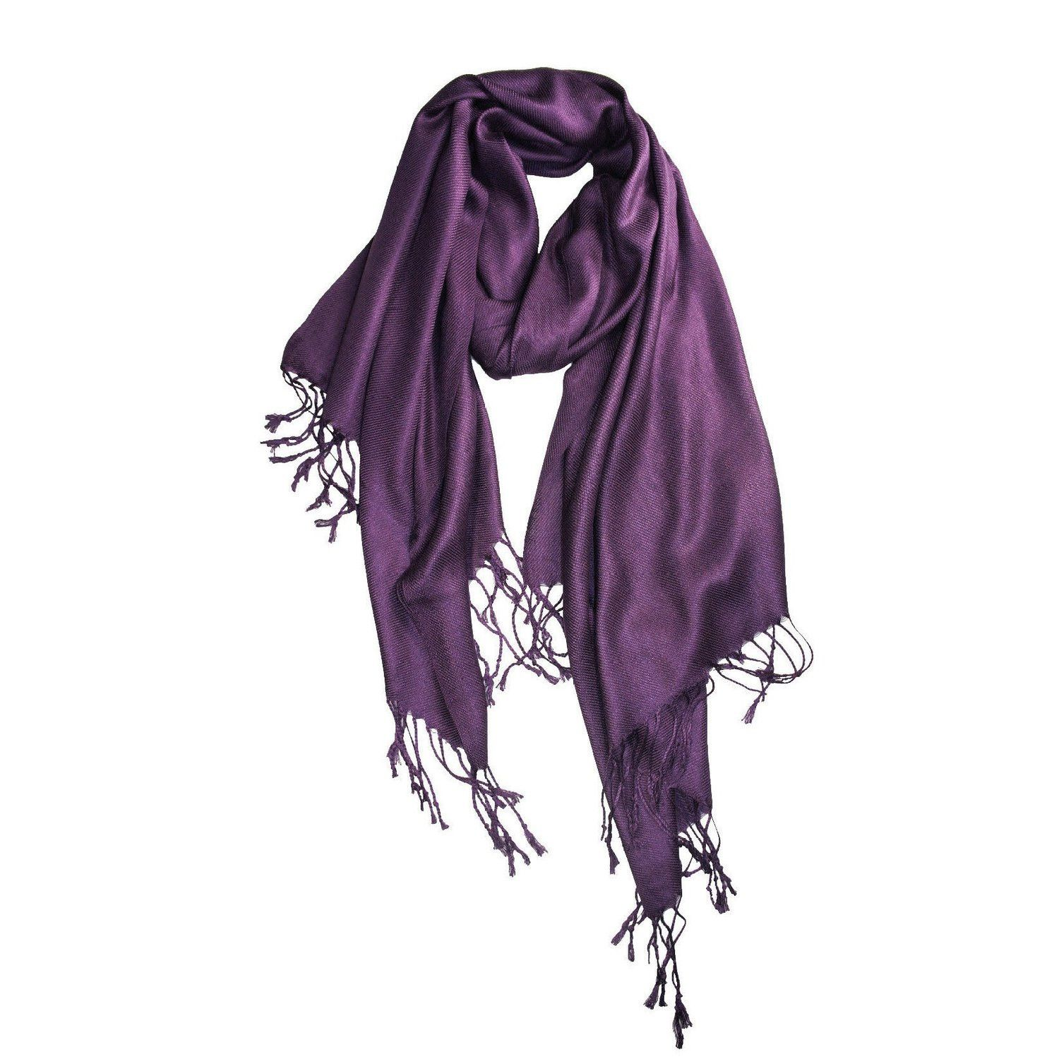 Wool Blanket Scarf Wool Wrap Solid Colour Oversized