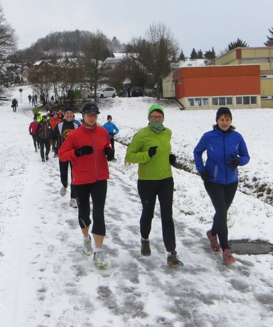 Coburg Marathon am 04.01.2015 - Als Schlussläufer beim Coburg Marathon - Bildbericht und Film von Thomas Schmidtkonz: http://laufspass.com/laufberichte/2015/coburg-marathon-2015.htm