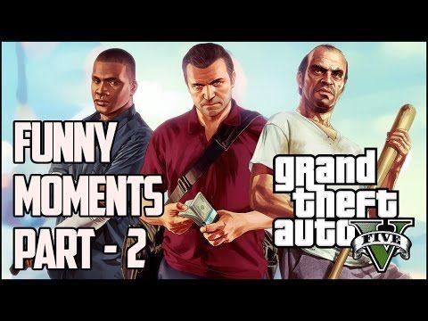GTA V - Funny Moments #GrandTheftAutoV #GTAV #GTA5 #GrandTheftAuto #GTA #GTAOnline #GrandTheftAuto5 #PS4 #games