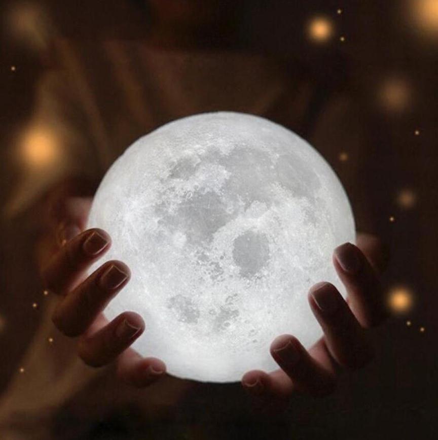Enchanting Moon Night Light