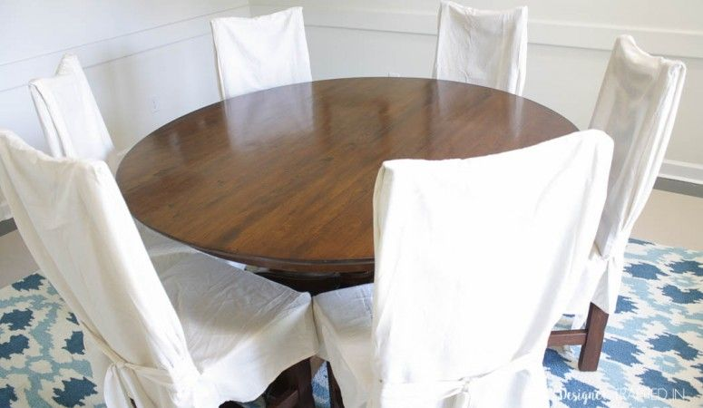 How To Refinish A Table Without Sanding Stripping Refinished