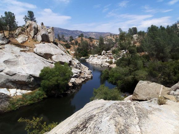 Camping along the kern river rivers and camping for Kern river fishing spots