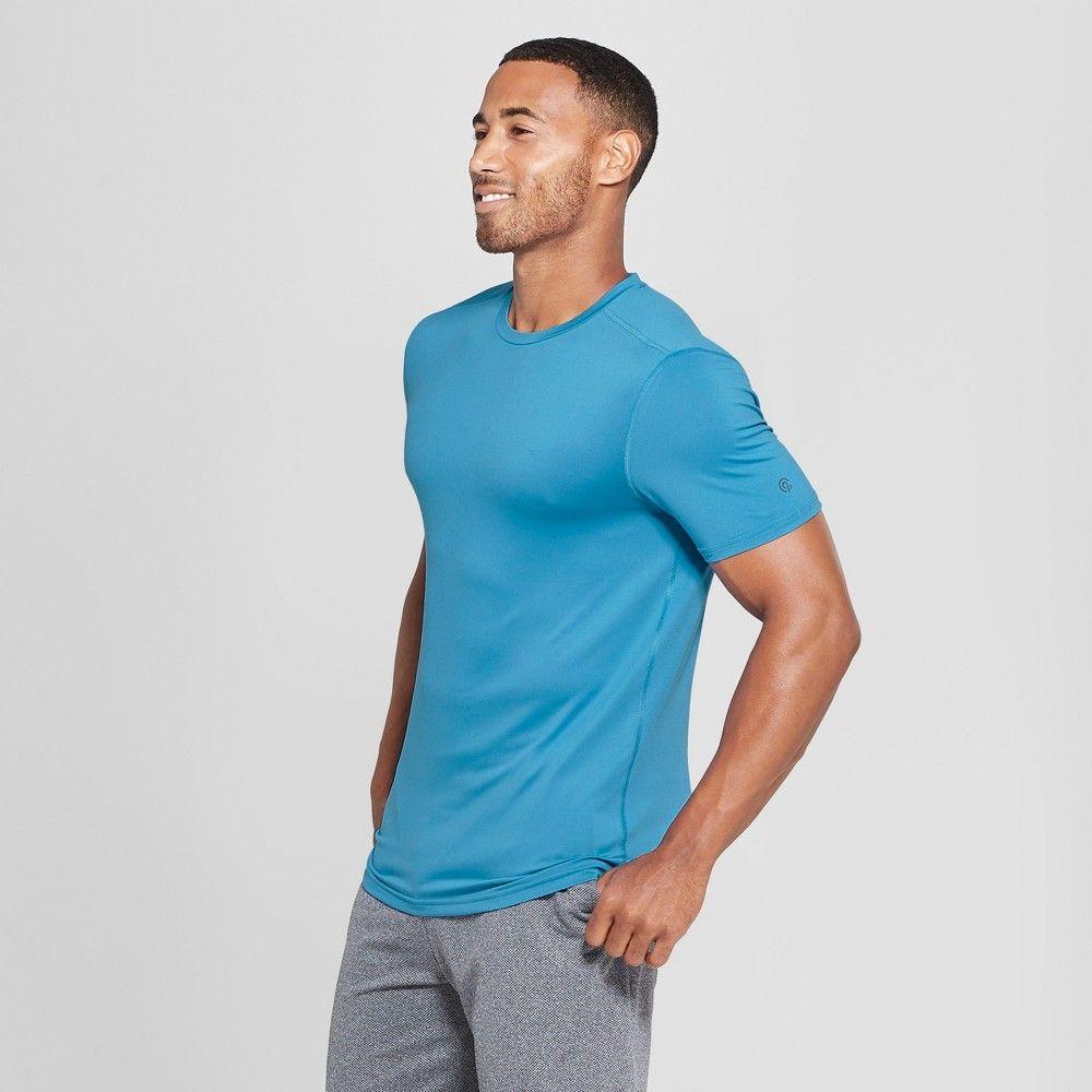 75a988f3e Men's Tech T-shirt - C9 Champion Quarry Blue S | Products | Tech t ...