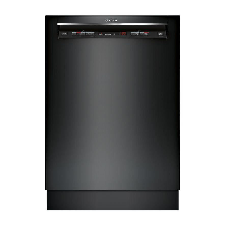 Bosch 300 Series 44Decibel BuiltIn Dishwasher (Black
