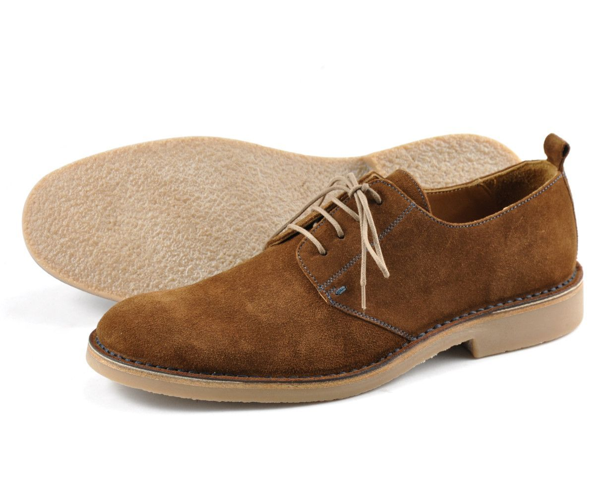 a674472492de9 Mojave is the shoe version of the popular 'Sahara' desert boot, 'Mojave' is  made in the EU.