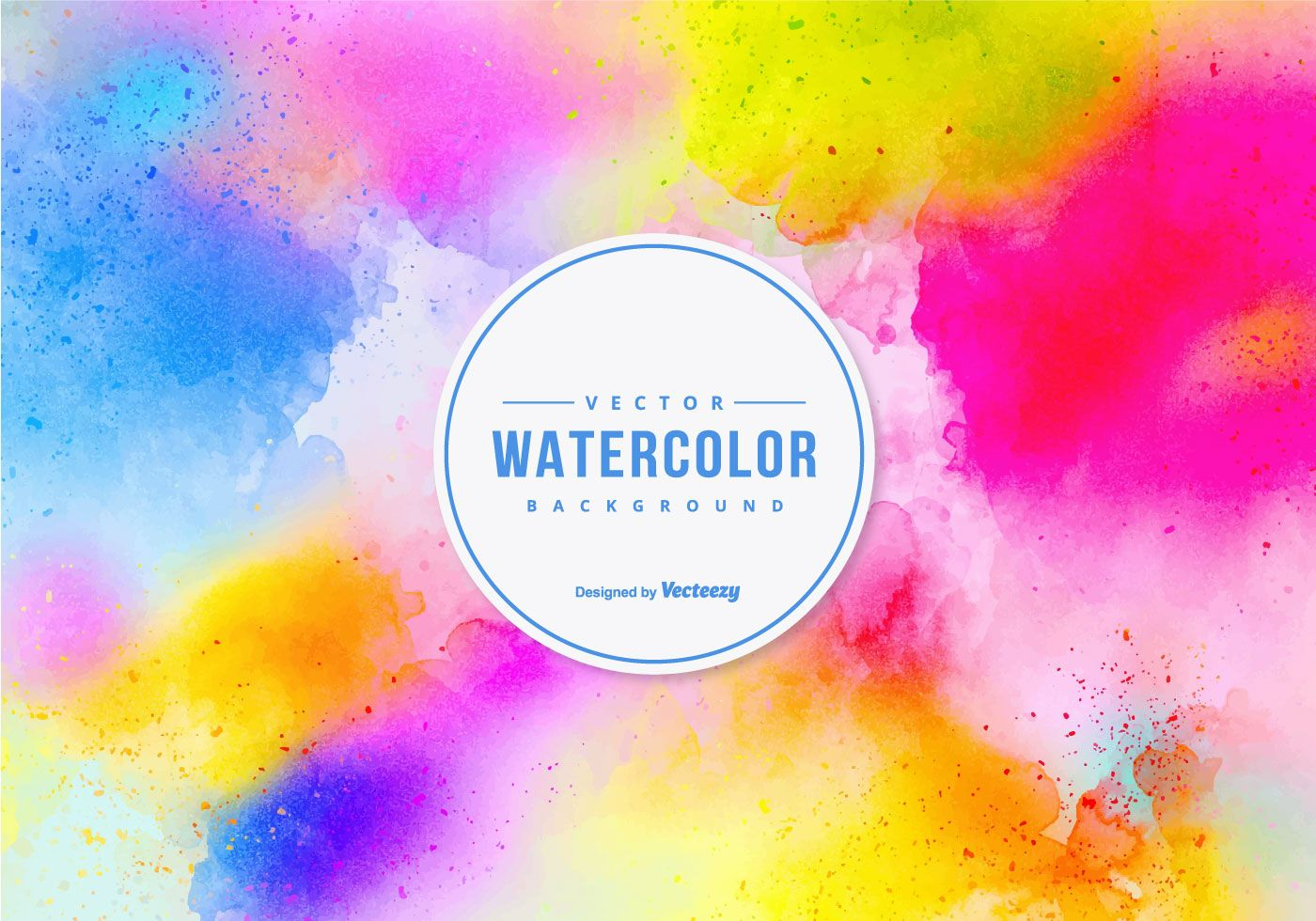 Colorful Watercolor Vector Background Choose From Thousands Of