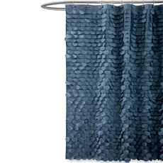 Exceptionnel Gigi Blue Fabric Shower Curtain   Bed Bath U0026 Beyond This Is The Next Shower  Curtain