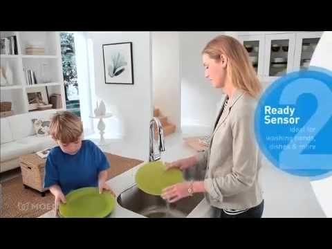 3 Ways To Activate The Moen Motionsense Faucet Water With The