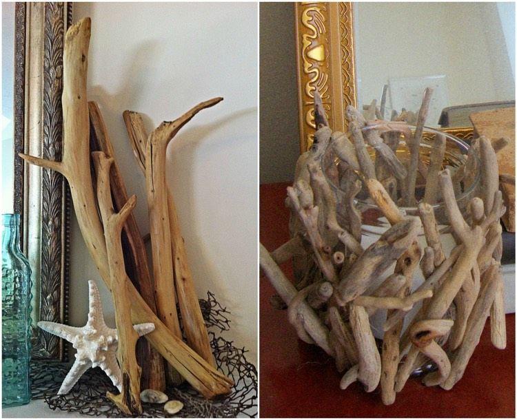 comment faire du bois flotté à partir de planches de bois
