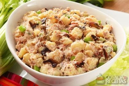 Receita de Salpicão de frango e batata doce em receitas de saladas, veja essa e outras receitas aqui!