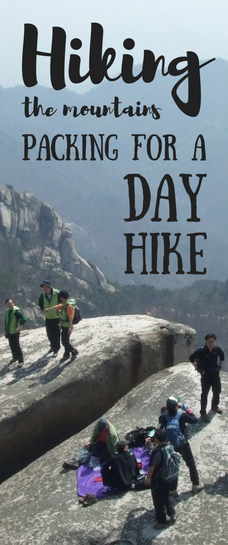Photo of Day Hike Gear List: What to bring on a day hike :: hiking. camping. outdoors.