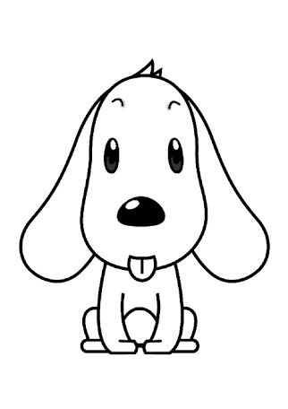 Pin By Irfan On Boyama Sanat Dog Coloring Page Animal Coloring Pages Coloring Pages