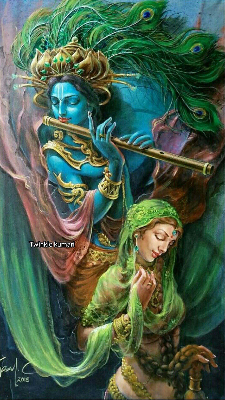 Sign In Krishna Painting Radha Krishna Wallpaper Lord Krishna Wallpapers