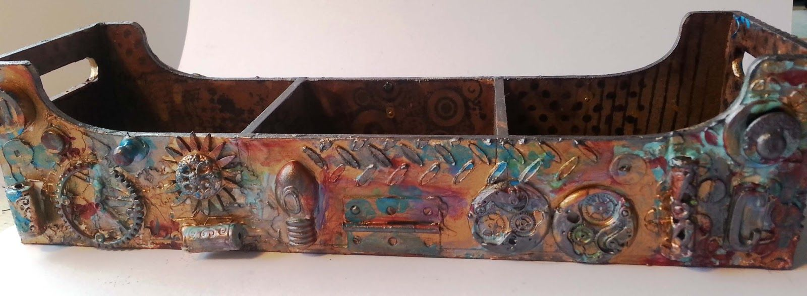 ATC Box by Moira Sutton | That's Blogging Crafty!