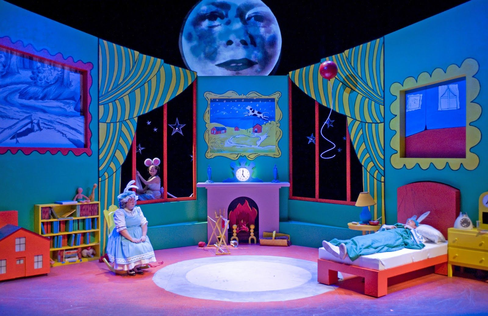 Review Of Chicago Children S Theatre S Goodnight Moon The Musical