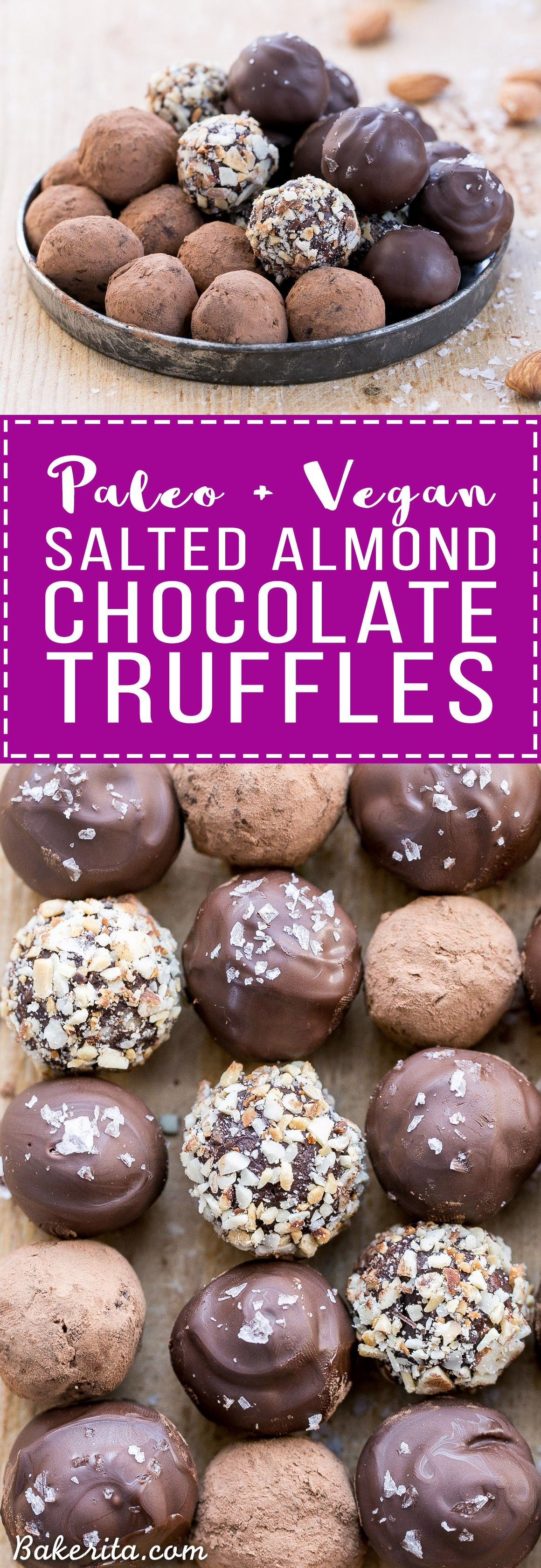 With Toasted Almonds For Crunch And A Sprinkle Of Sea Salt