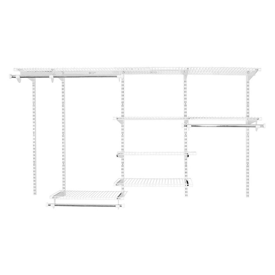 Product Image 2 Wire Closet Shelving Wire Closet Kits Storage Kits