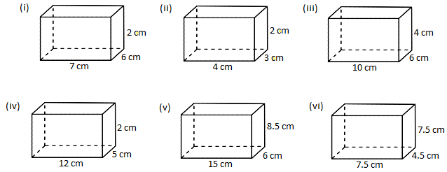 Worksheet On Volume Of A Cube And Cuboid The Volume Of A Rectangle Box Volume Worksheets Volume Math Math Worksheets