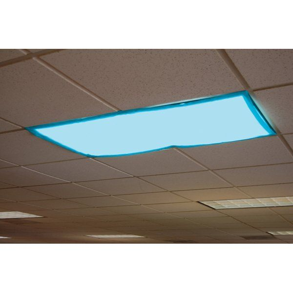 Classroom Light Filters - Tranquil - Set of 4