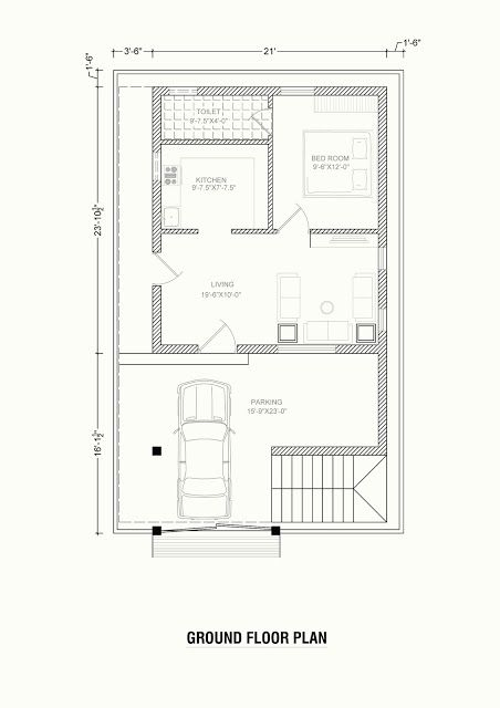 North face plan   bhk house also best home images in rh pinterest