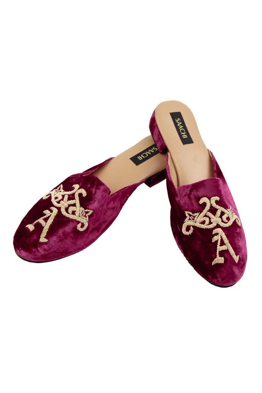 Customized Shoes Slippers Custom Made Monogram