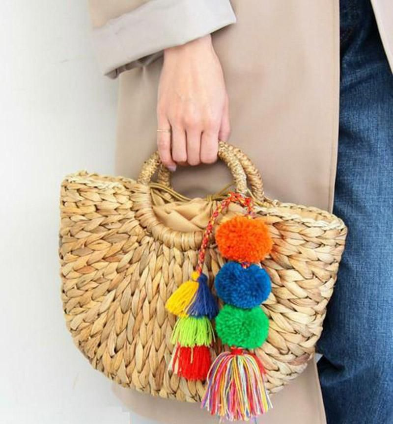 Straw Handbag In 2019 Take My Money Pinterest Straw Tote
