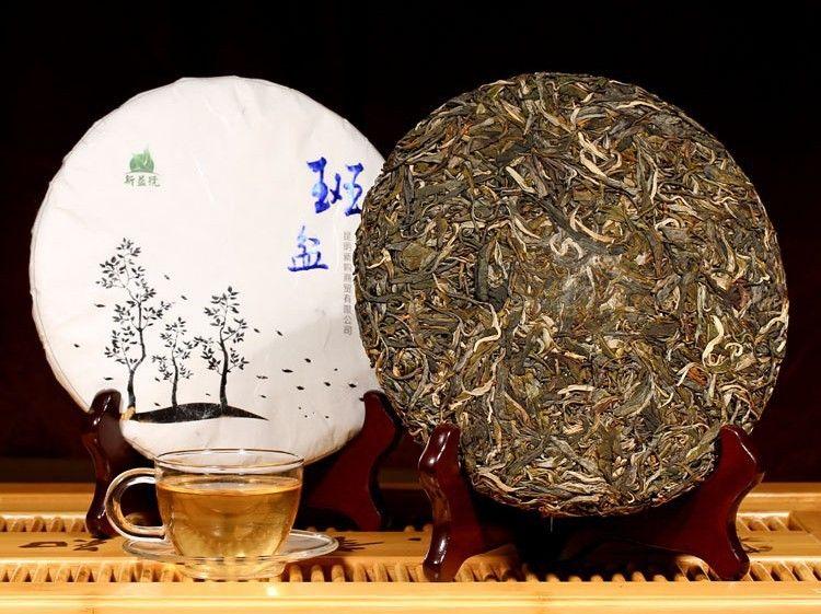 Tea Cake:Clear lines of tea