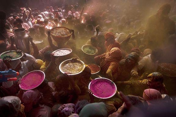 South Asia Celebrates Holi Time Com Holi Festival Holi Color Festival
