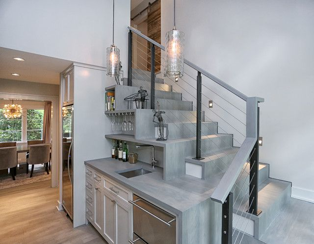 Basement Stair Ideas For Small Spaces: Under Stairs Storage Ideas For Small Spaces