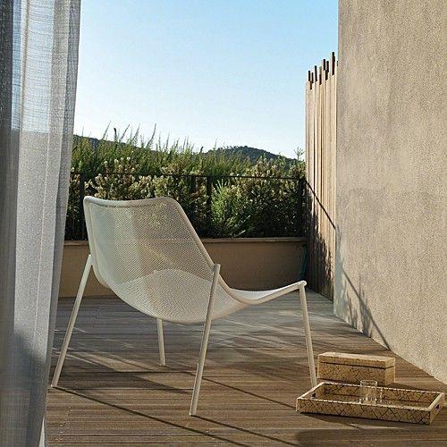 Emu Round Lounge Chair Furniture Chair Stool Round Chair