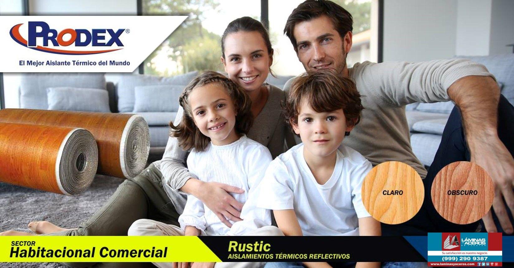 Mejore su casa contro de temperatura con Prodex
