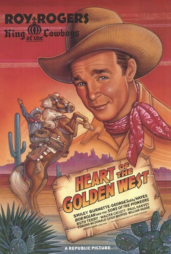Watch Heart of the Golden West Full-Movie Streaming