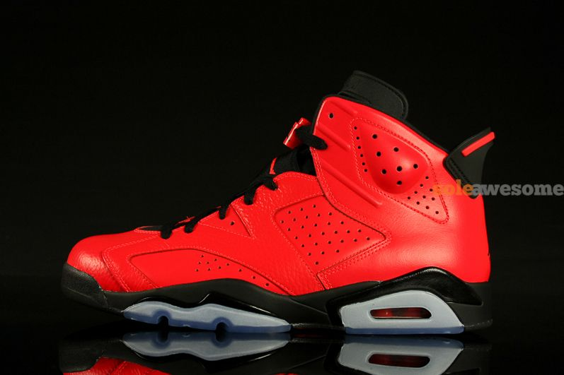 The Air Jordan 6 Goes All Infrared For Its 23rd Anniversary Air Jordans Sneakers Men Fashion Discount Nike Shoes