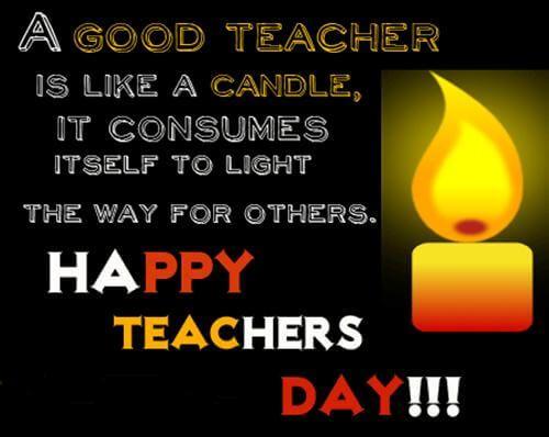 World Teacher S Day October 5 2017 Teachers Day Wishes Happy Teachers Day Wishes Teachers Day