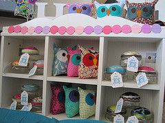 owls for craft show
