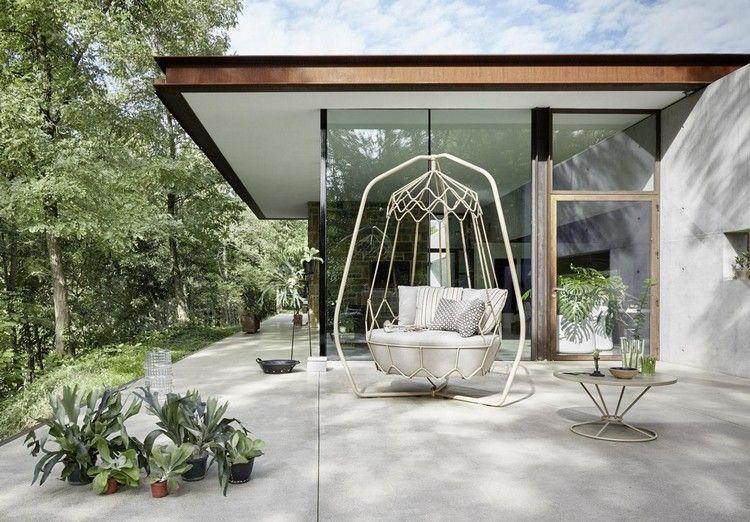 Outdoor Gartenmöbel aus der Gravity Kollektion von Roberti Rattan