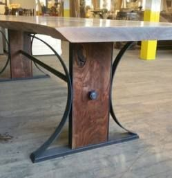 Pin By Steve Burtcher On House In 2020 Metal Table Base Metal