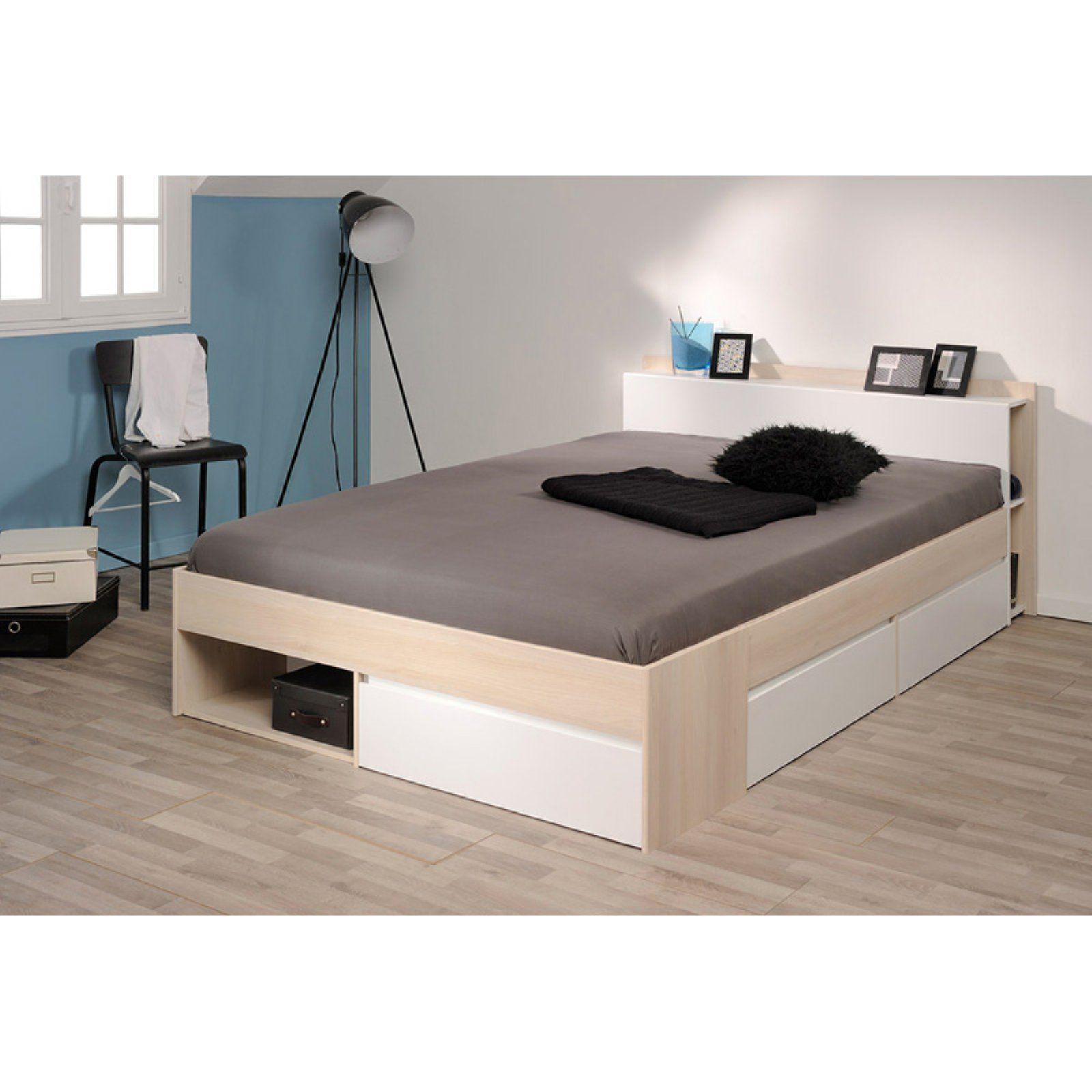 Parisot Roomsmart Most Storage Platform Bed Full Platform Bed