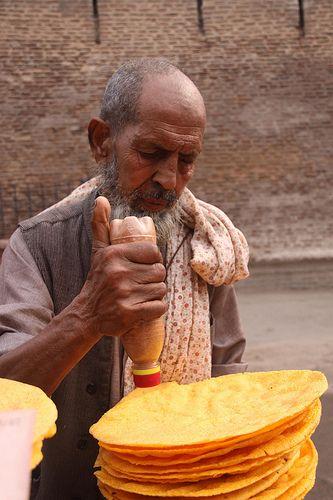 Paapar - Pakistani street food