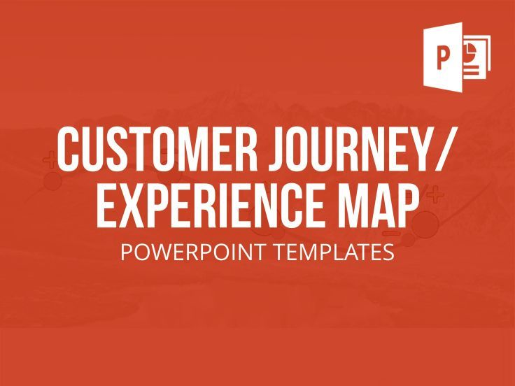 Customer journey experience map the powerpoint template customer journey experience map the powerpoint template collection includes definitions layouts and examples of toneelgroepblik Choice Image