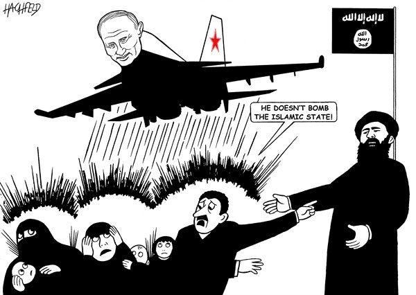 Vladimir Putin Syria Bombs | Syria under Putin, Rainer Hachfeld,Neues Deutschland, Germany,Vladimir ...