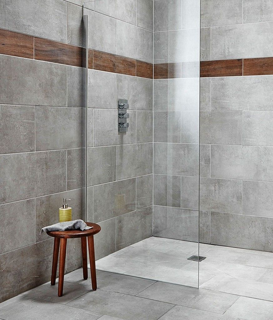 Tekno Grey Tile Topps Tiles 60x30cm 40 M2 Bathrooms Ideas Pinterest Topps Tiles