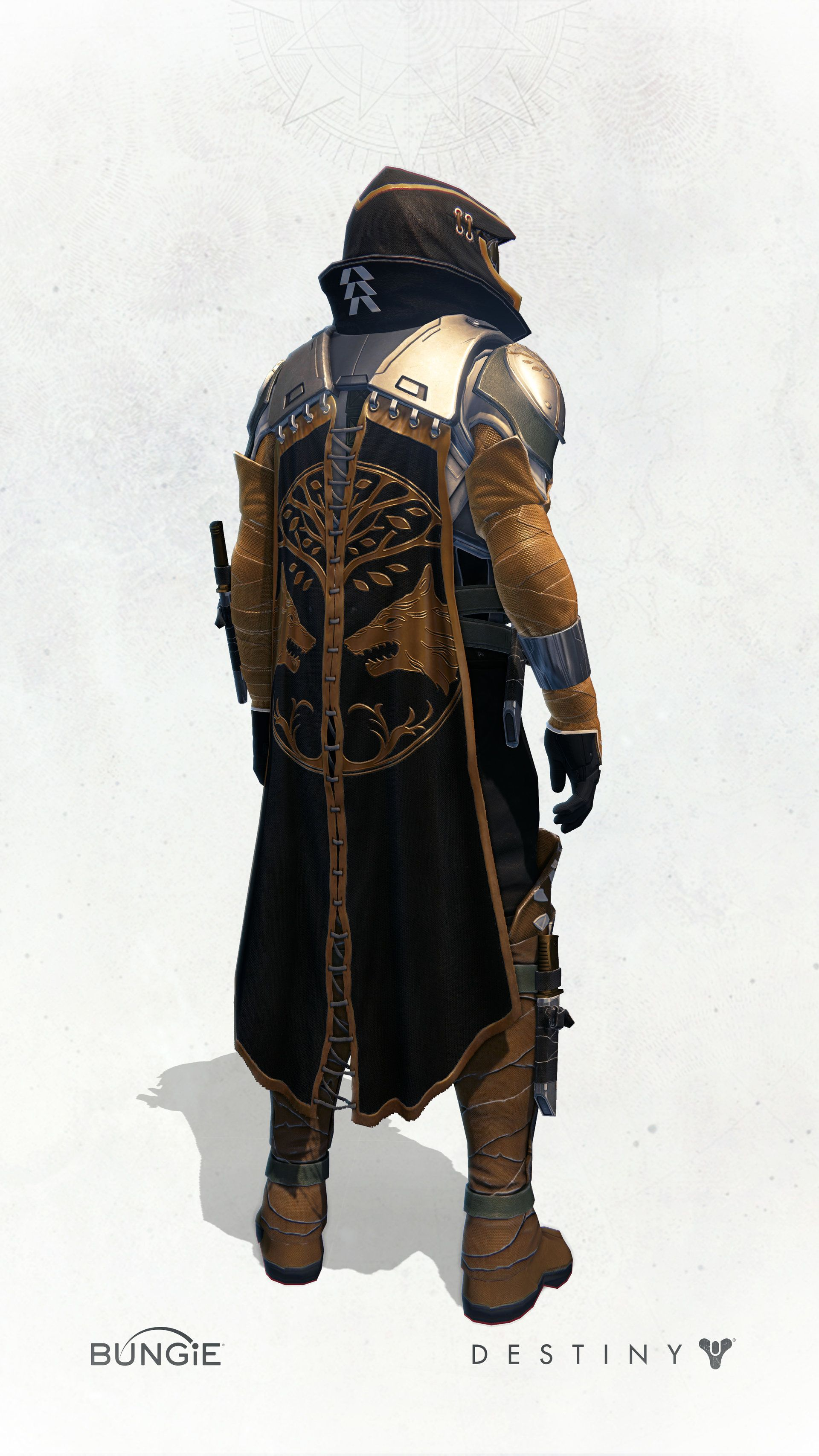 Destiny House Of Wolves Hunter Gear Ian Mcintosh Destiny Cosplay Destiny Destiny Costume