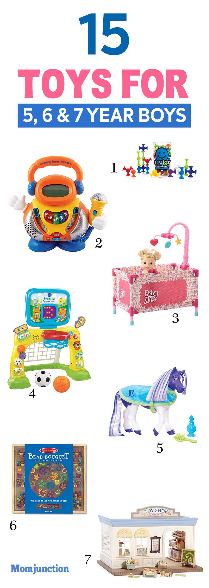 15 Best Toys For 5 6 And 7 Year Old Boys Kids Best