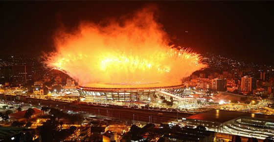 Rios Olympic Opening Ceremony Was Absolutely Spectacular